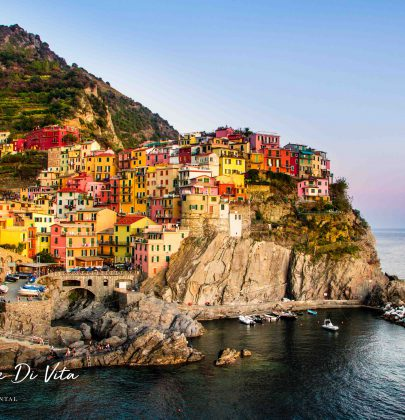Road trip Cinque Terre I