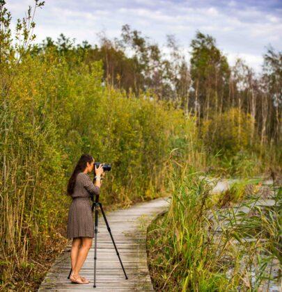 Hulpmiddelen om fotograferen makkelijker te maken